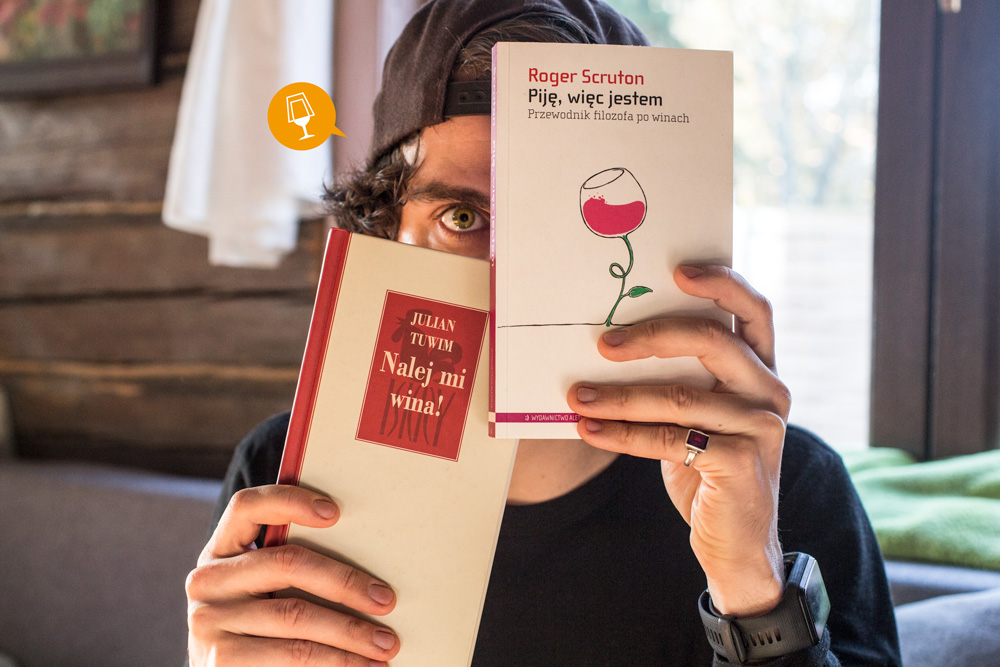 Książki o winie | lampkawina.com
